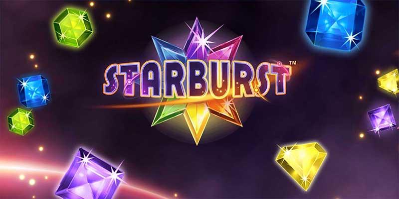 STARBURST SLOT พารวย