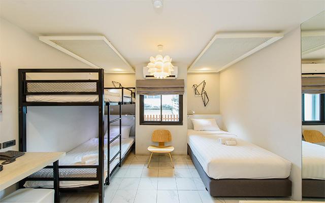 ที่พักในเชียงใหม่ โรงแรม วี เทอมินัล
